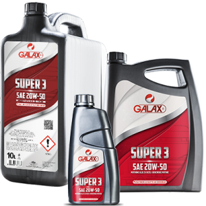 GALAX SUPER 3 SAE 20W-50
