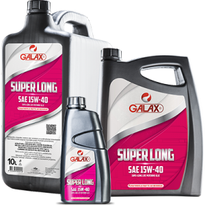 GALAX SUPER LONG SAE 15W-40