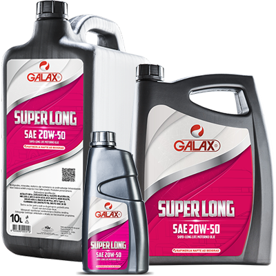 GALAX SUPER LONG SAE 20W-50