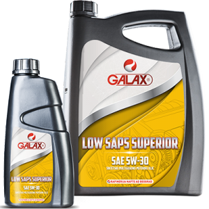 GALAX Low SAPS SUPERIOR SAE 5W-30