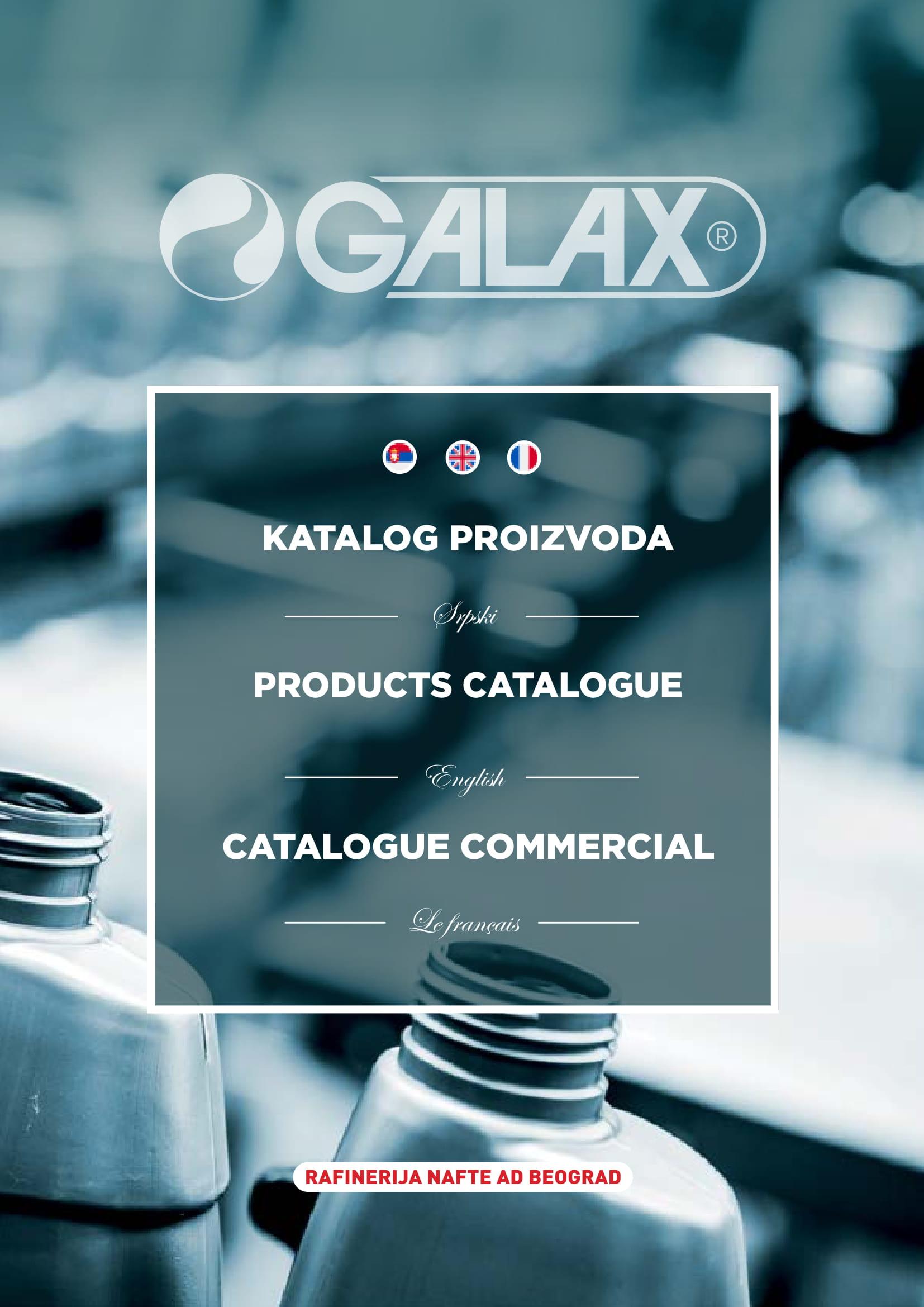 Motorna ulja - Katalog proizvoda