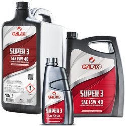 GALAX SUPER 3 SAE 15W-40