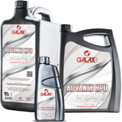 GALAX ADVANCE HPD SAE 10W-40