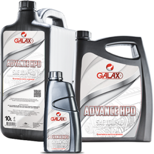 GALAX ADVANCE HPD SAE 10W-40